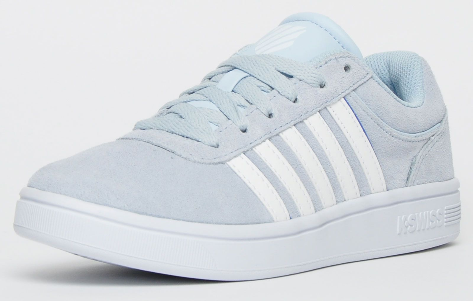 K Swiss Court Cheswick Suede Womens Girls