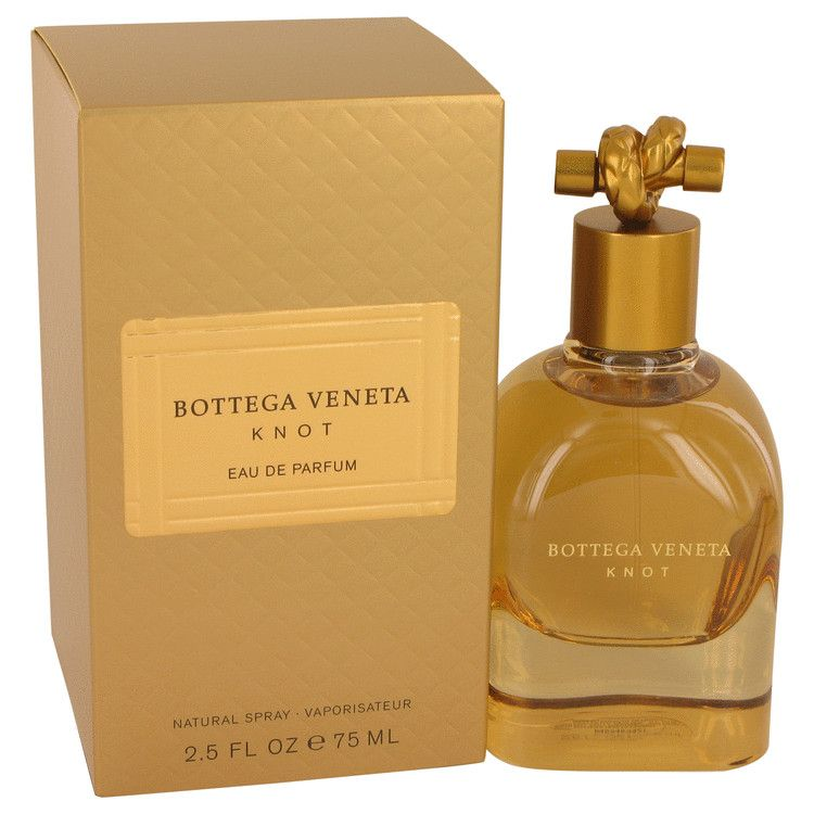 Knot Eau De Parfum Spray By Bottega Veneta 75 ml