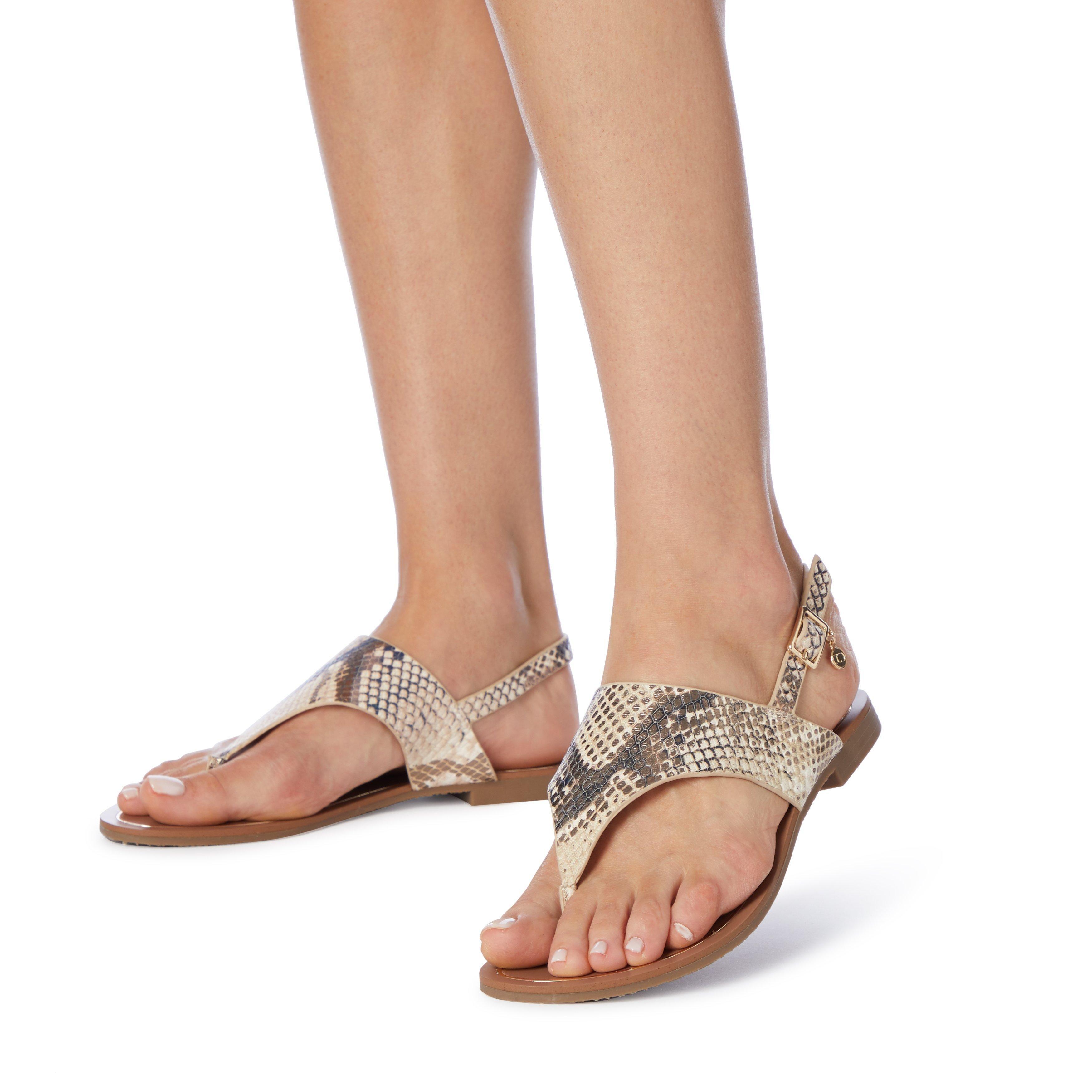 Dune Ladies LADLEY Leather Sandals