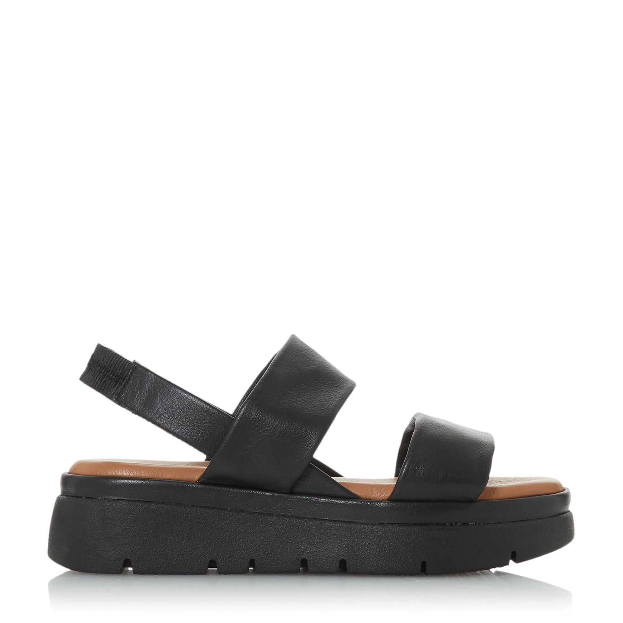 Bertie Ladies LARSEN Chunky Sole Sandals