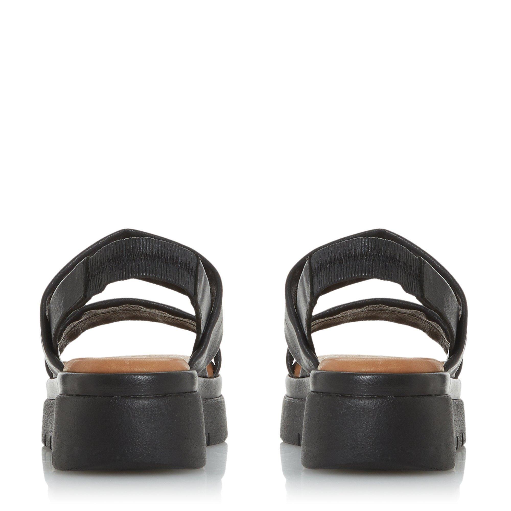 Bertie Ladies LARSEN T Chunky Sole Sandals