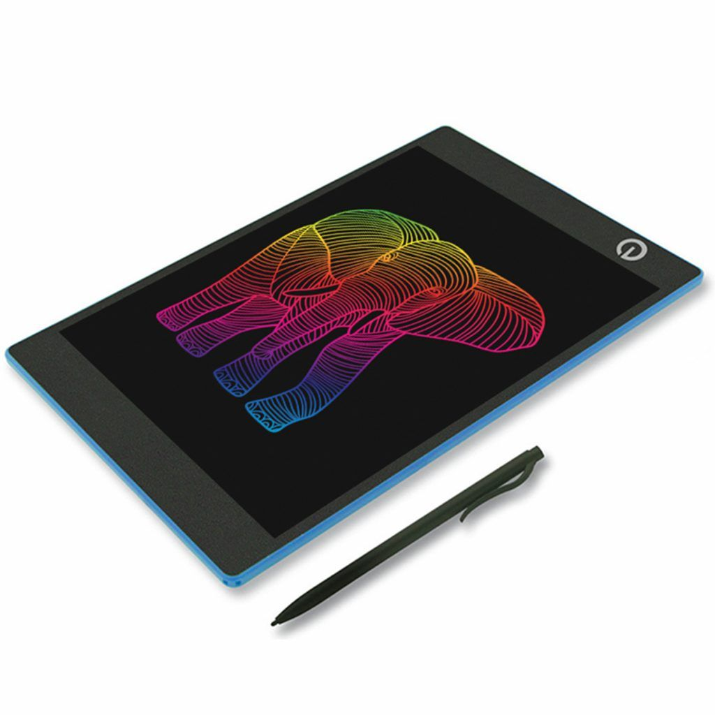 Doodle LCD Writer Colour Screen 10 Inches Blue