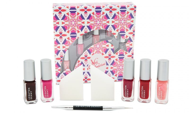 Leighton Denny Nail WonderLand - Pinks/Reds