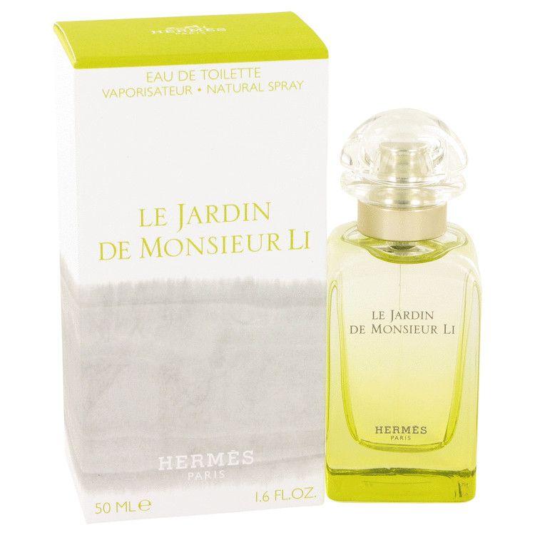 Le Jardin De Monsieur Li Eau De Toilette Spray (unisex) By Hermes 50 ml