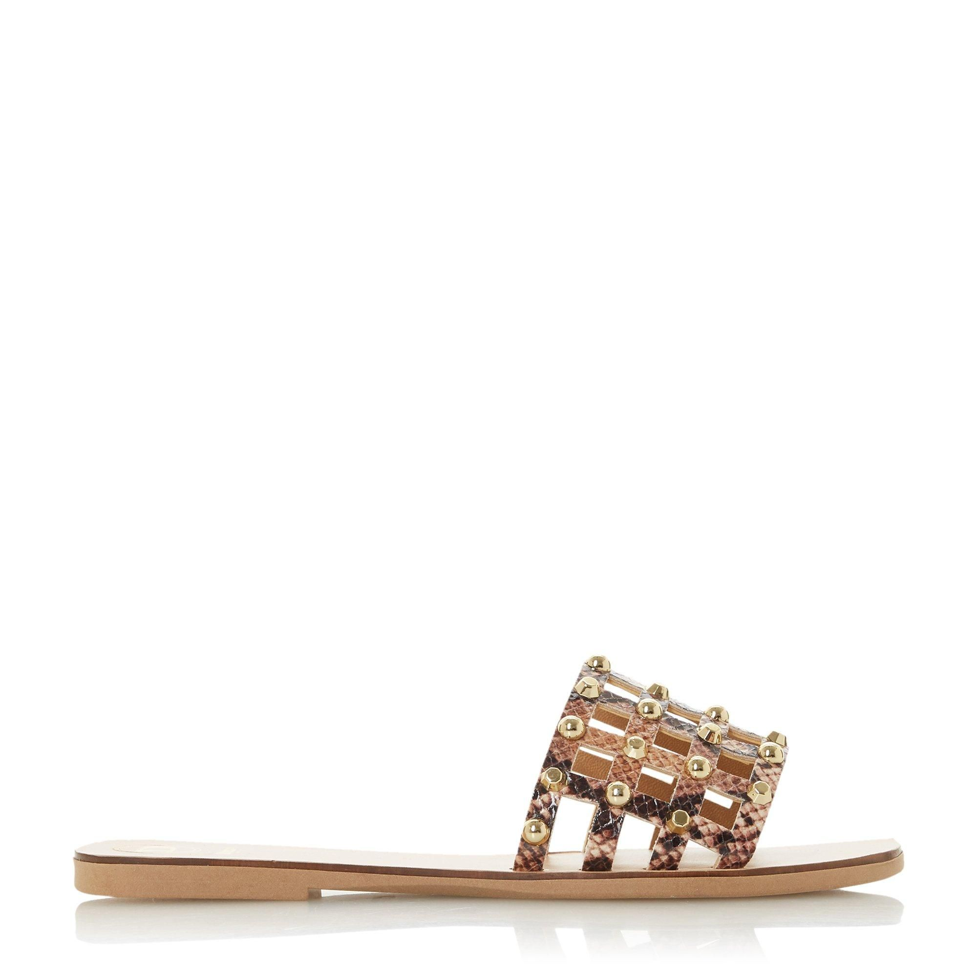 Dune Ladies LIMMBO Studded Sandals