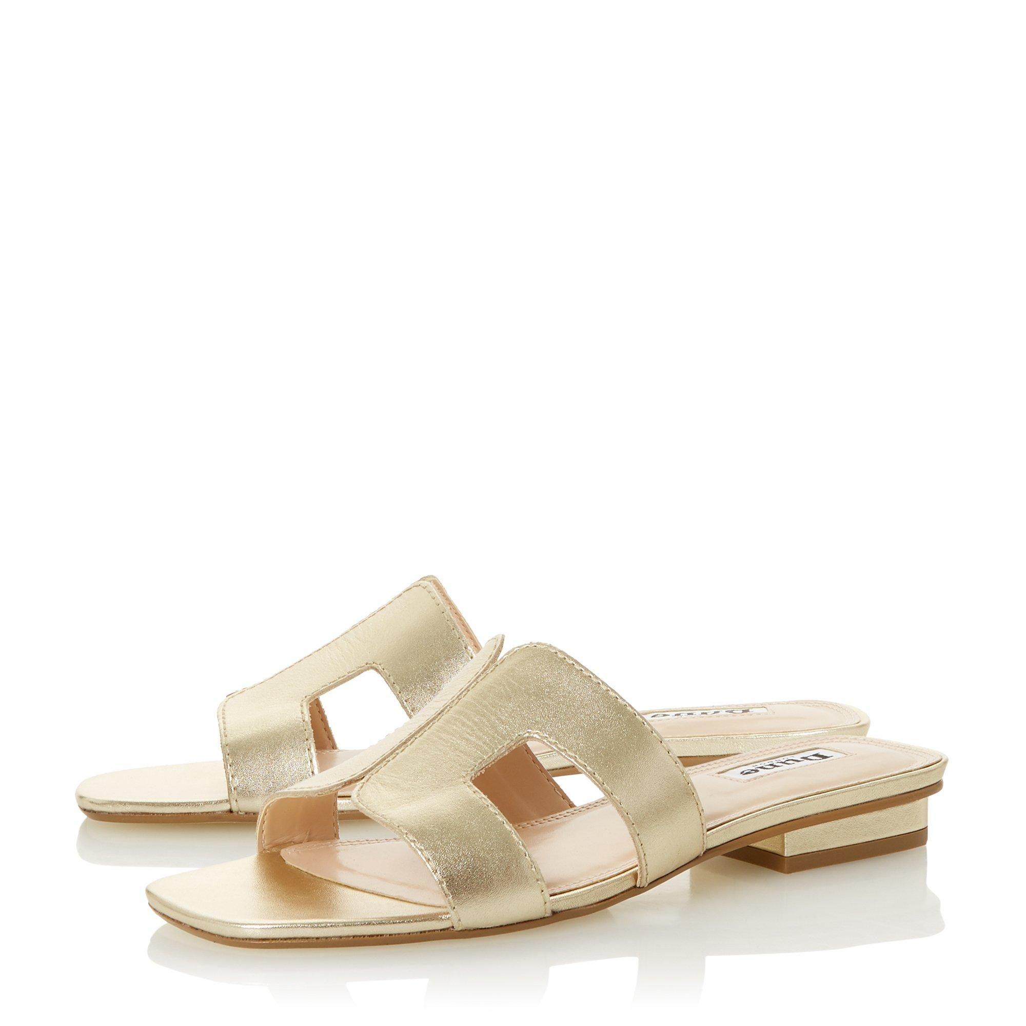 Dune Ladies LOUPE Smart Slider Sandals
