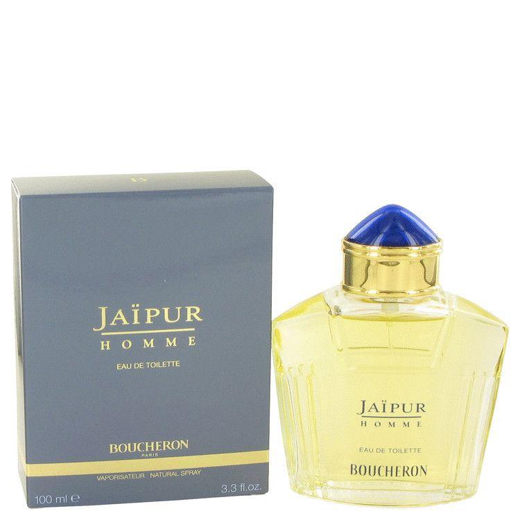Jaipur Eau De Toilette Spray By Boucheron 100 ml