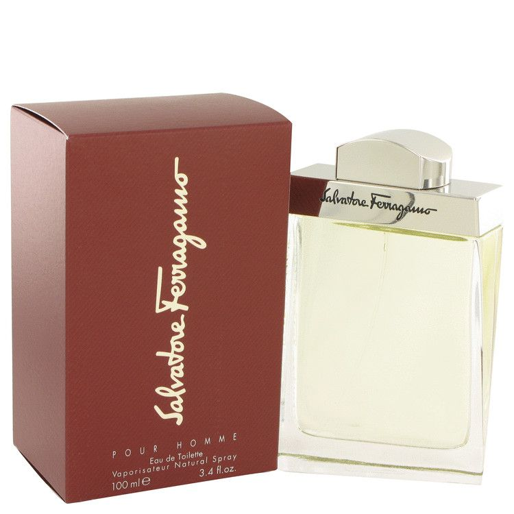 Salvatore Ferragamo Eau De Toilette Spray By Salvatore Ferragamo 100 ml