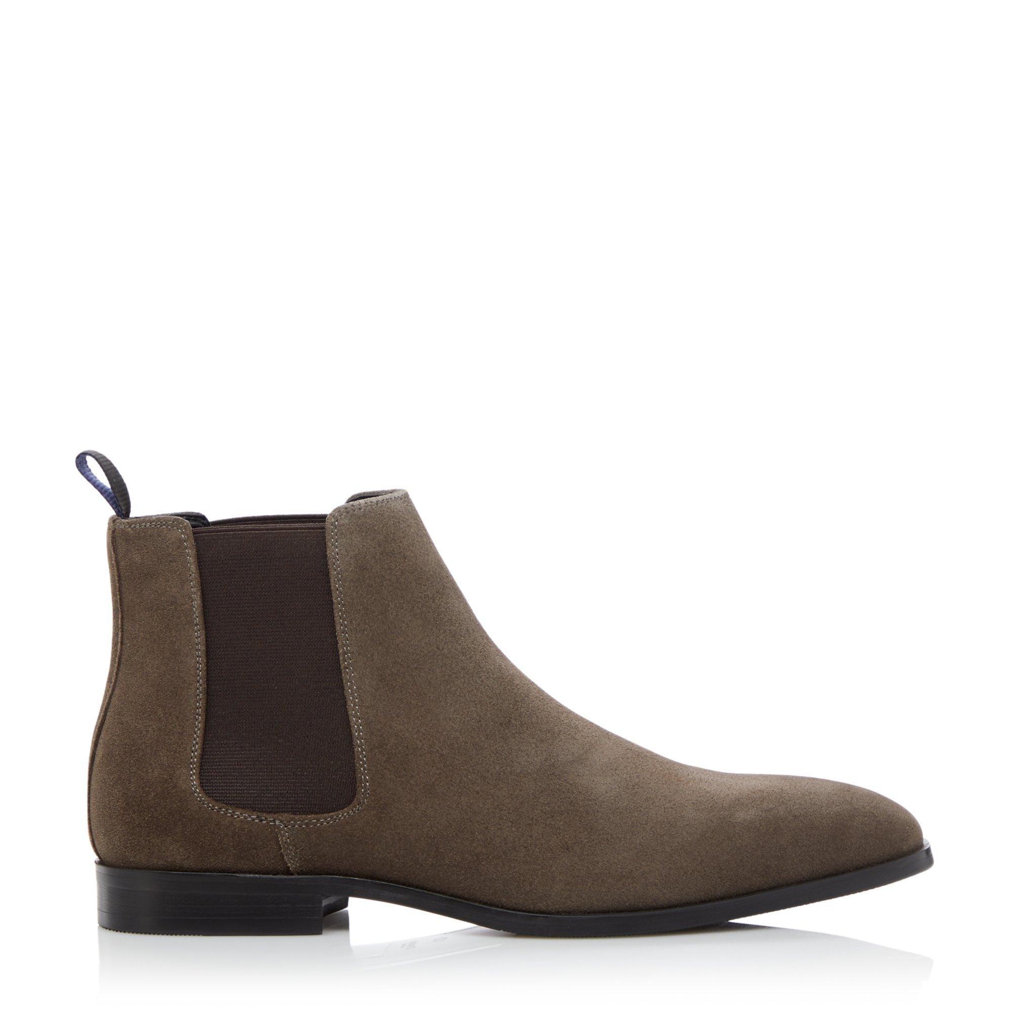 Dune Mens MANTLE Chelsea Boots