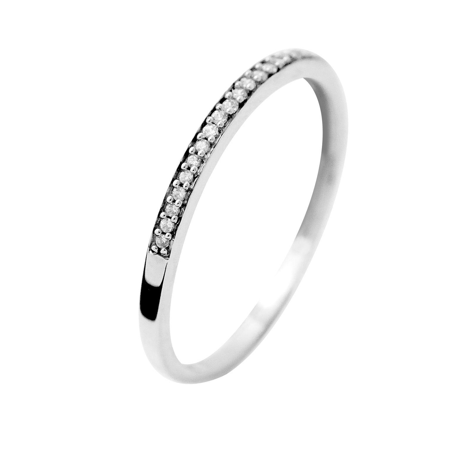 DIADEMA - Ring - Prestige Jewelery - Diamonds - White Gold