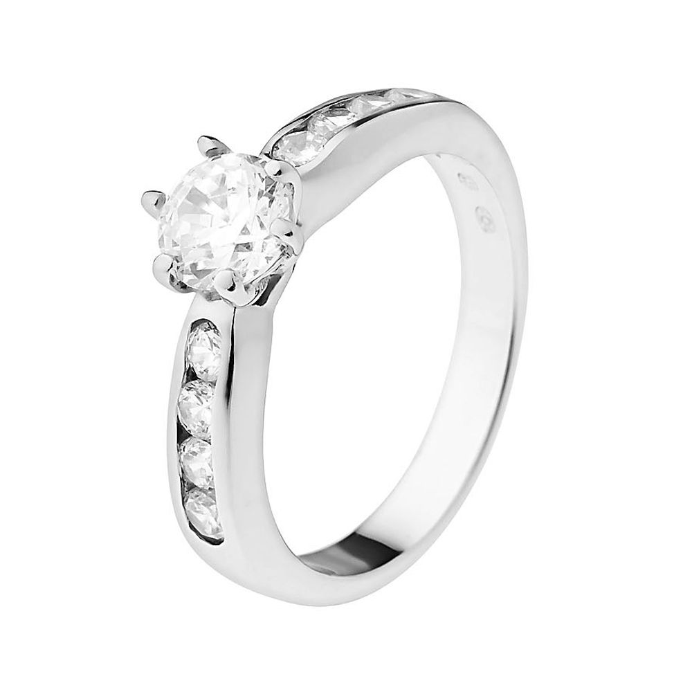 DIADEMA - Ring - Collection Crystal Pearl