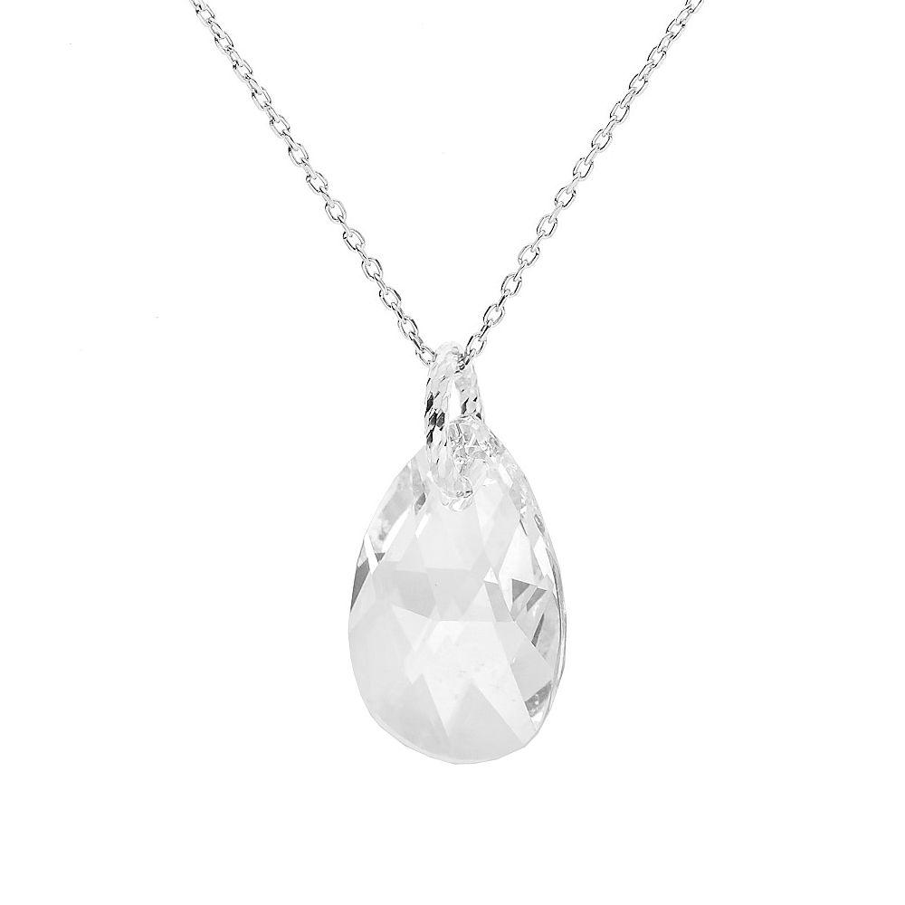 DIADEMA - Necklace - Swarovski Heart - Love Jewelry Collection