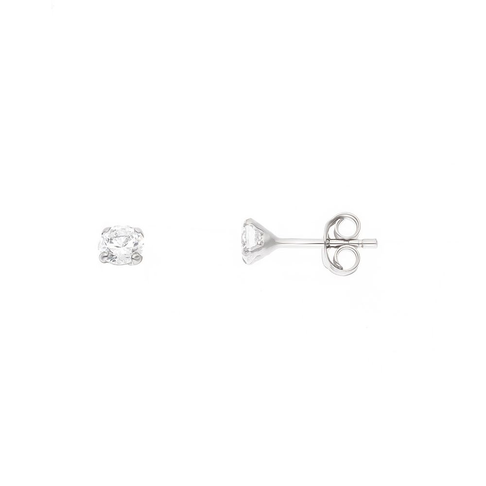DIADEMA - Earrings - White - Love Jewelry Collection