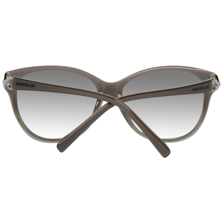 Montblanc Sunglasses MB469S 20B 57 Women Grey