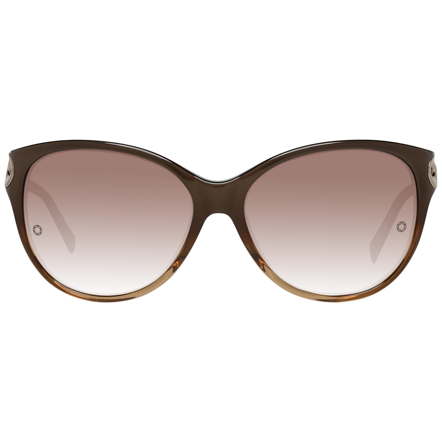Montblanc Sunglasses MB469S 50F 57 Women Brown