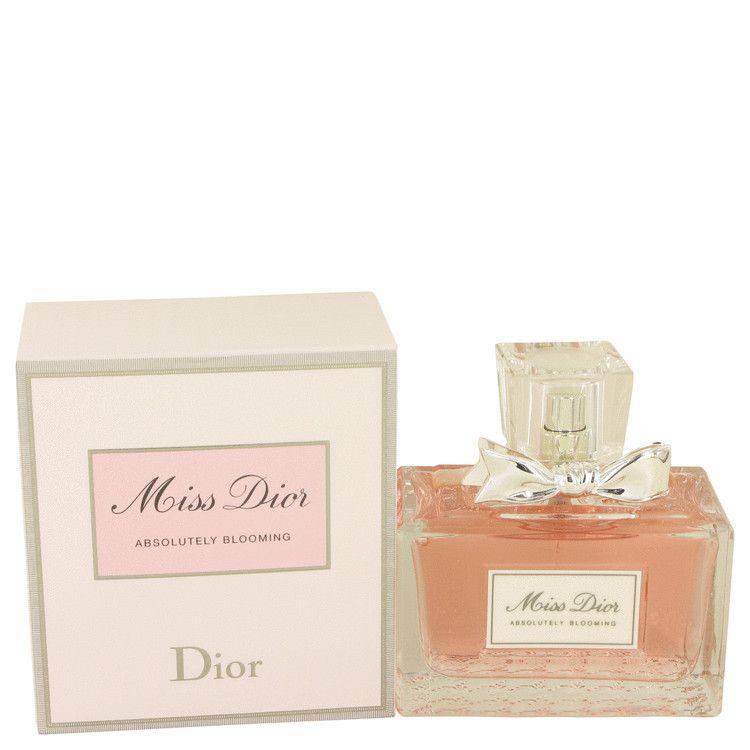 Miss Dior Absolutely Blooming Eau De Parfum Spray By Christian Dior 100 ml