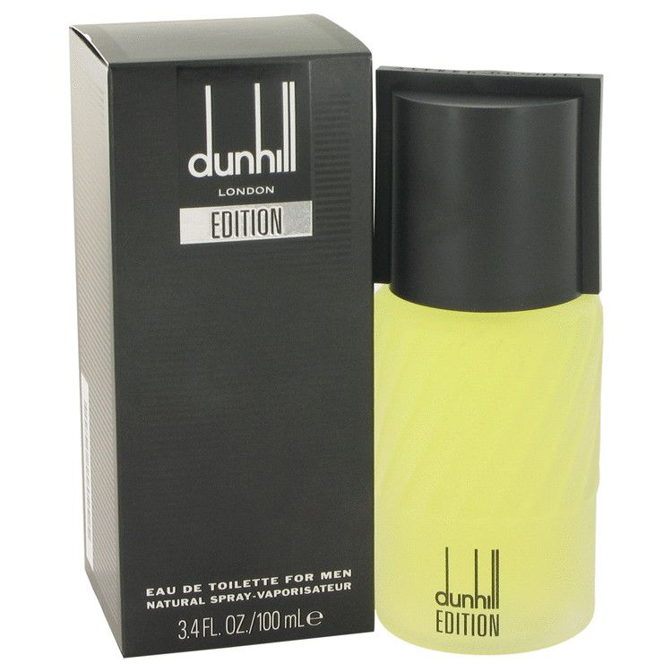 Dunhill Edition Eau De Toilette Spray By Alfred Dunhill 100 ml