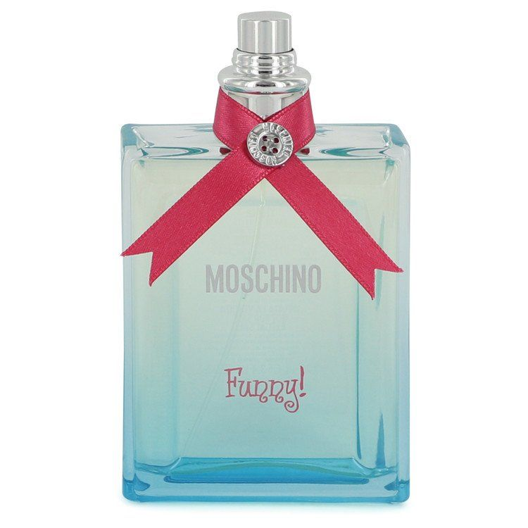 Moschino Funny Eau De Toilette Spray (Tester) By Moschino 100 ml