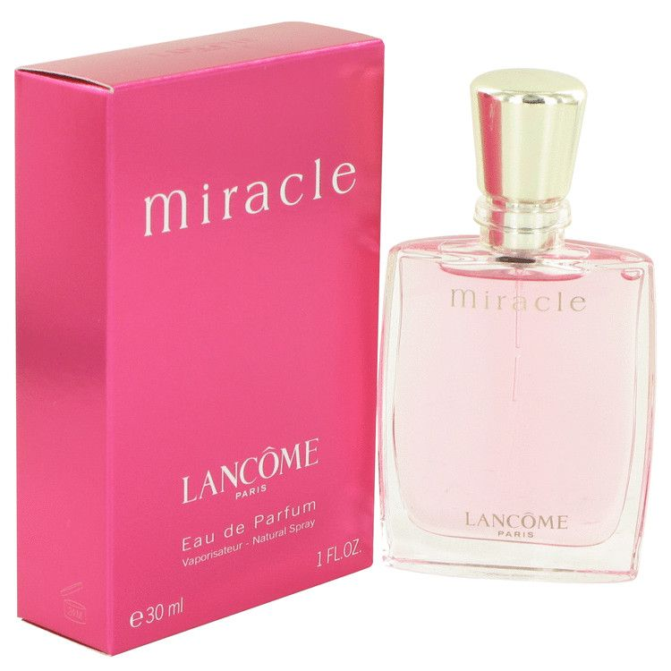 Miracle Eau De Parfum Spray By Lancome 30 ml