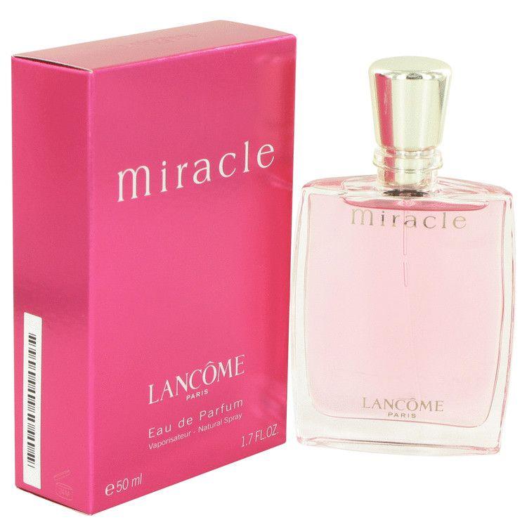 Miracle Eau De Parfum Spray By Lancome 50 ml