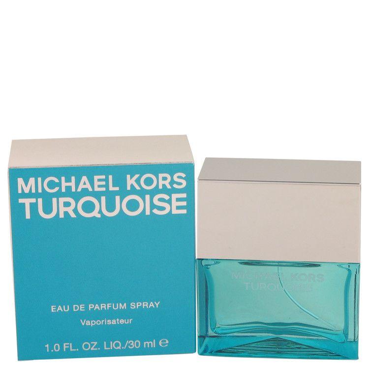 Michael Kors Turquoise Eau De Parfum Spray By Michael Kors 30 ml