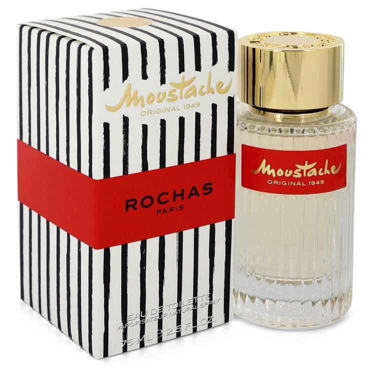 Moustache Eau De Toilette Spray By Rochas 75 ml