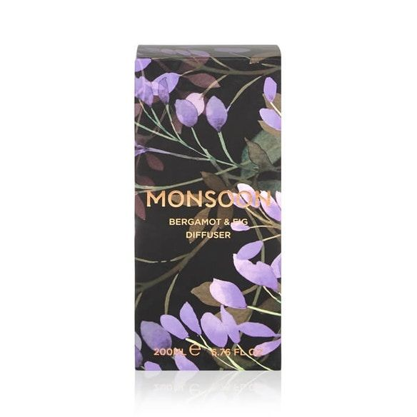 Monsoon Bergamot And Fig Diffuser 200Ml