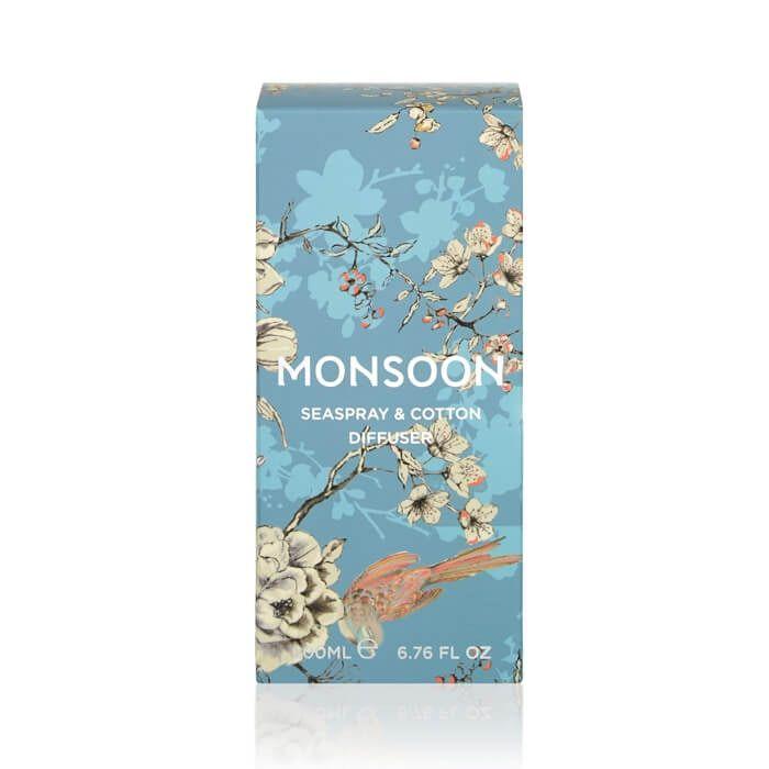 Monsoon Seaspray And Cotton Diffuser 200Ml