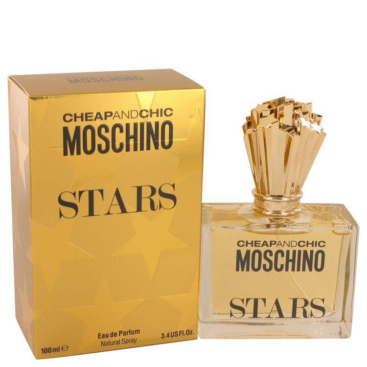 Moschino Stars Eau De Parfum Spray By Moschino 100 ml