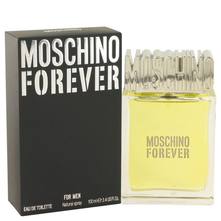 Moschino Forever Eau De Toilette Spray By Moschino 100 ml