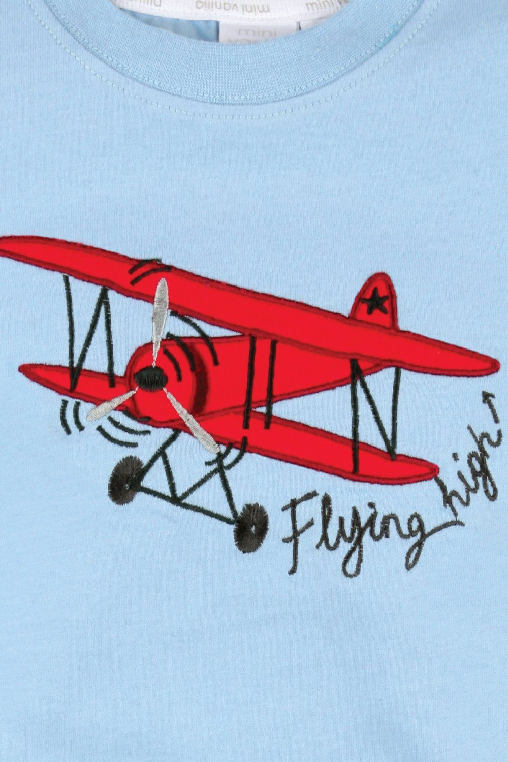 Flying High in our Aeroplane Pyjamas for Boys