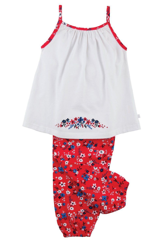 Vest top Girls Hareem pant Pyjamas for summer