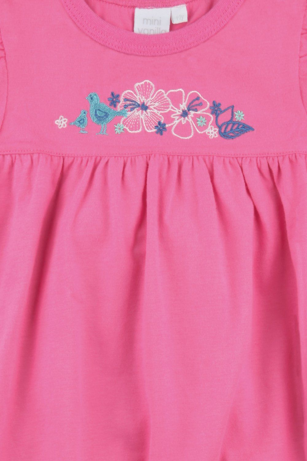 Girlie Pyjamas in pink, flowers and more pink