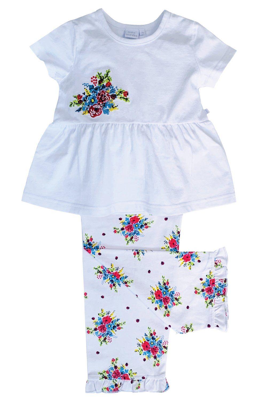 Summer Bouquet print pyjamas for Girls