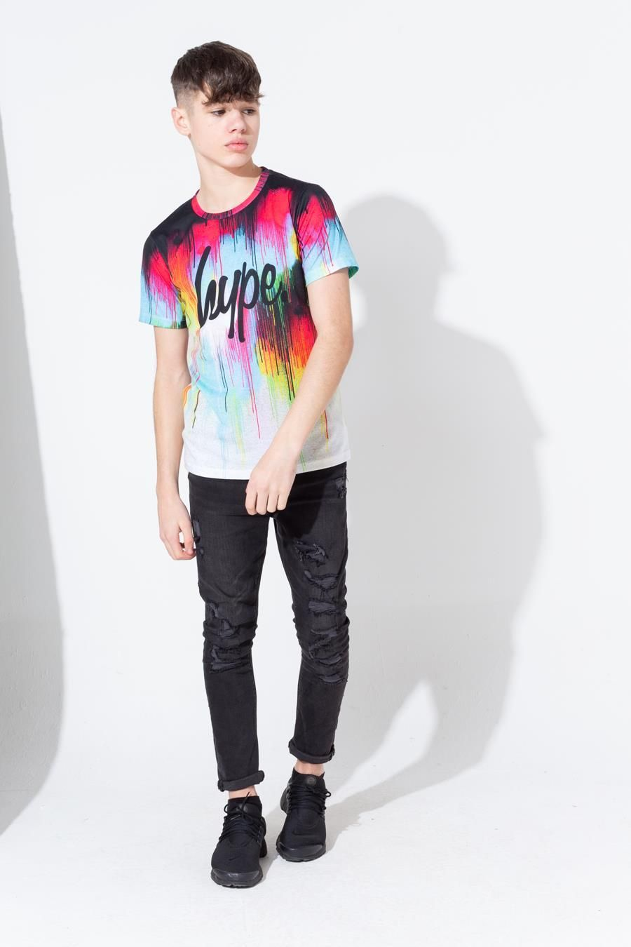Hype Urban Drips Kids T-Shirt
