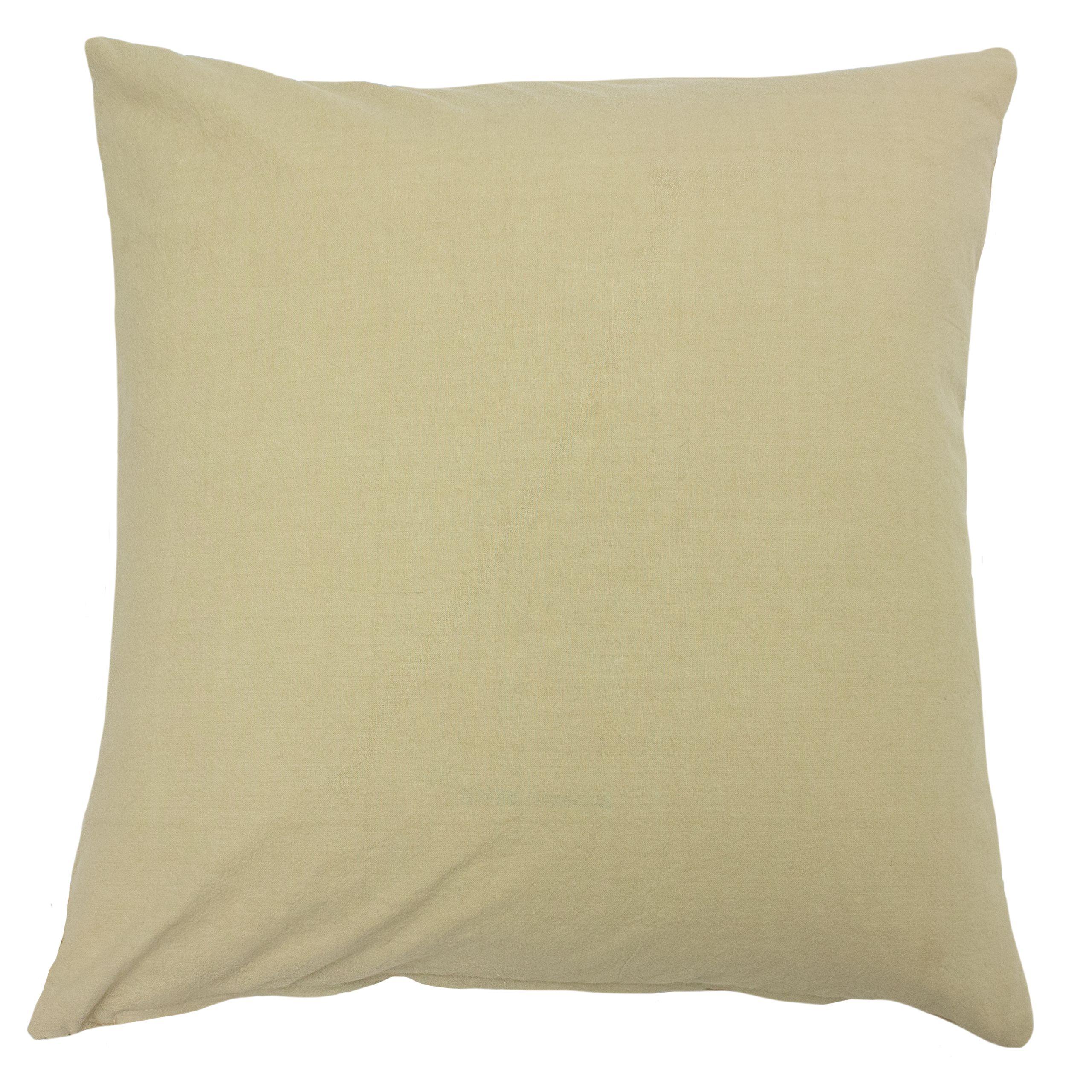 Nammos 45X45 Poly Cushion Natural