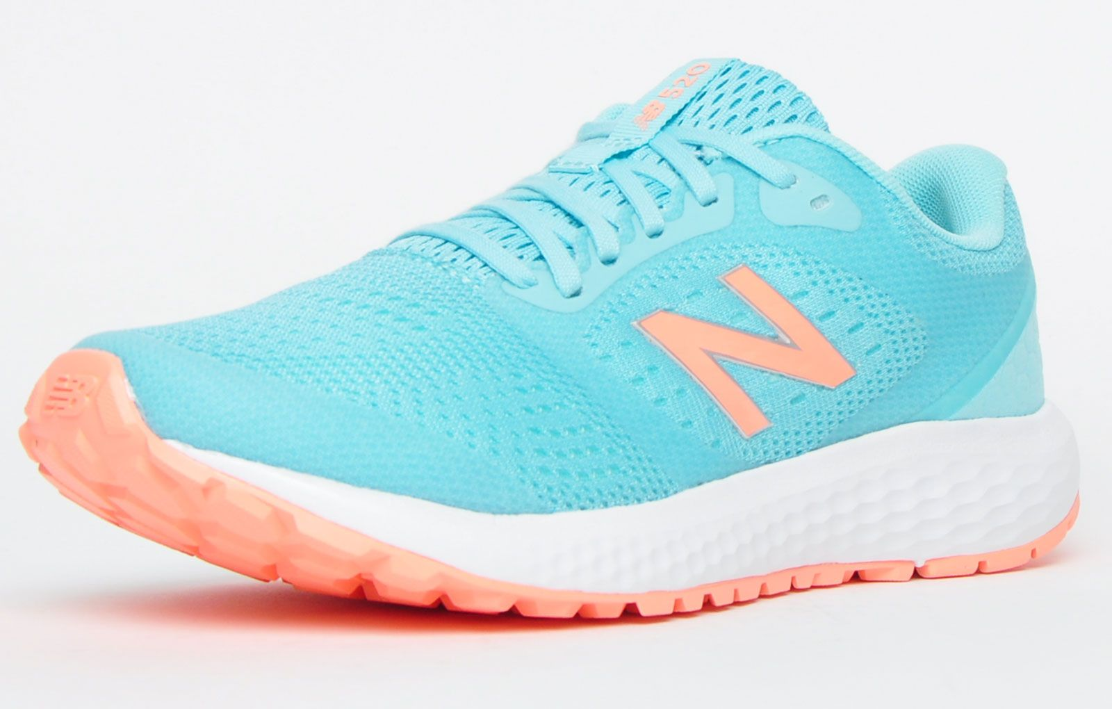 New Balance 520 v6 Wide Fit Womens