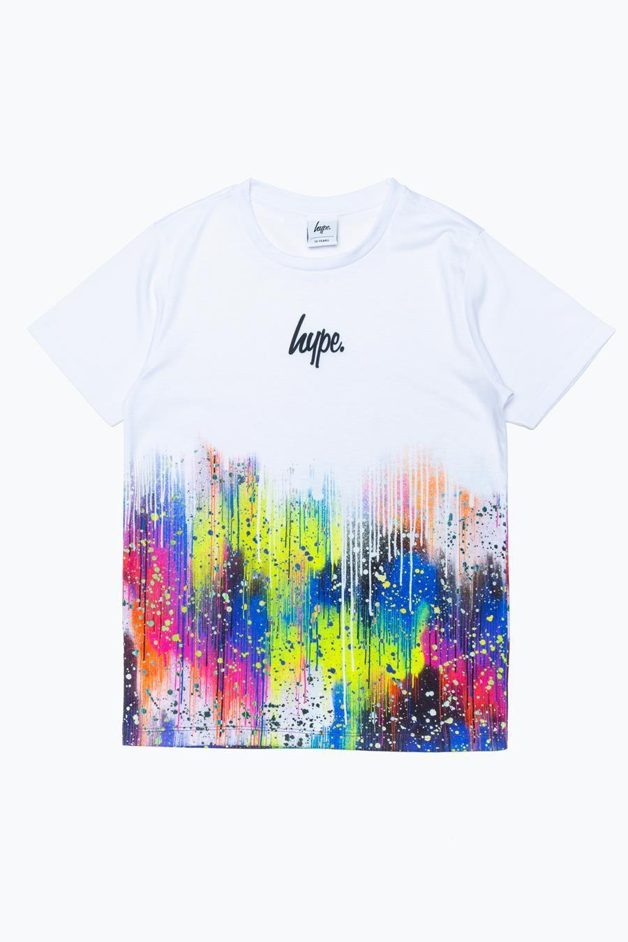 Hype Vanishing Drips Kids T-Shirt