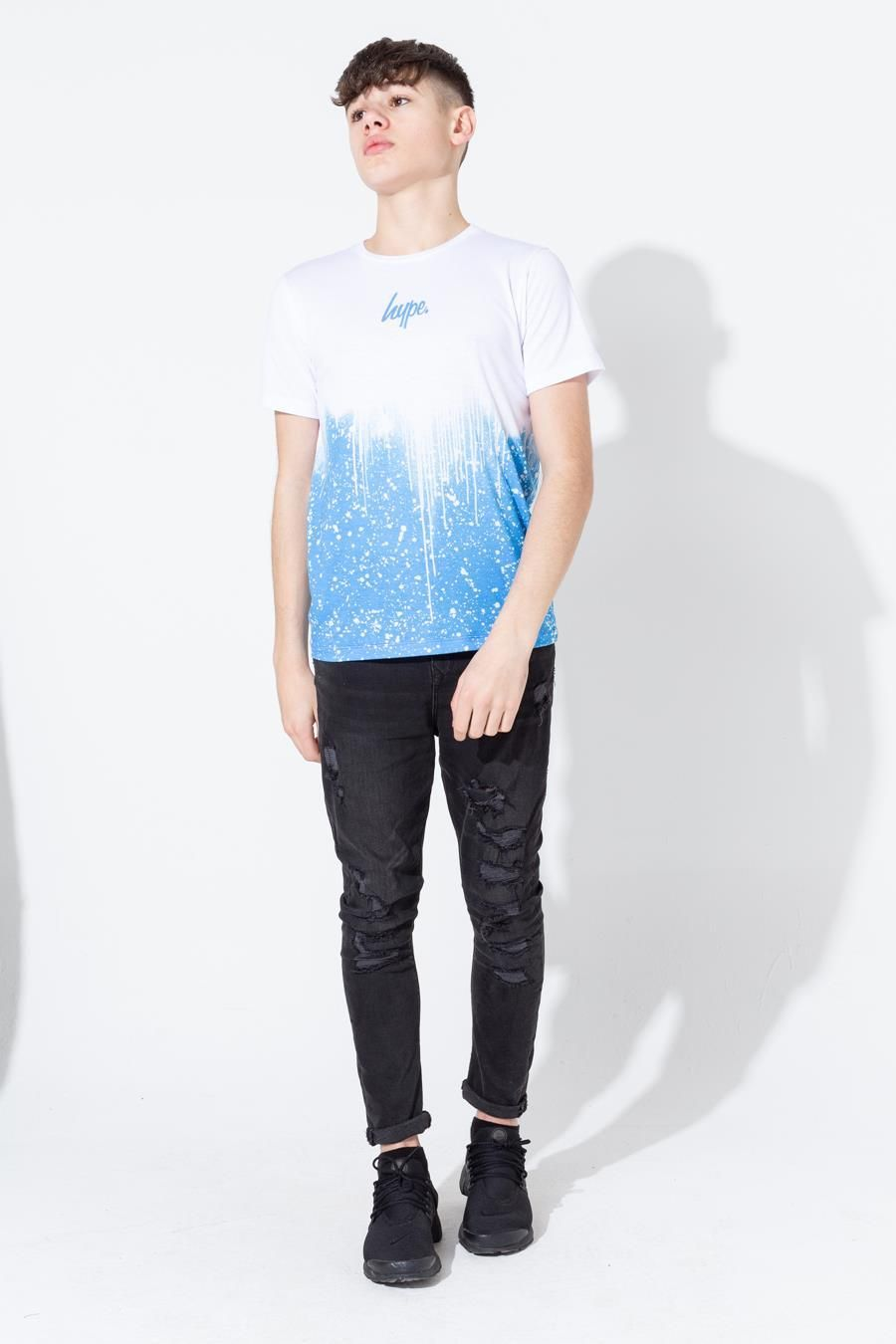 Hype Snowdrift Drips Kids T-Shirt