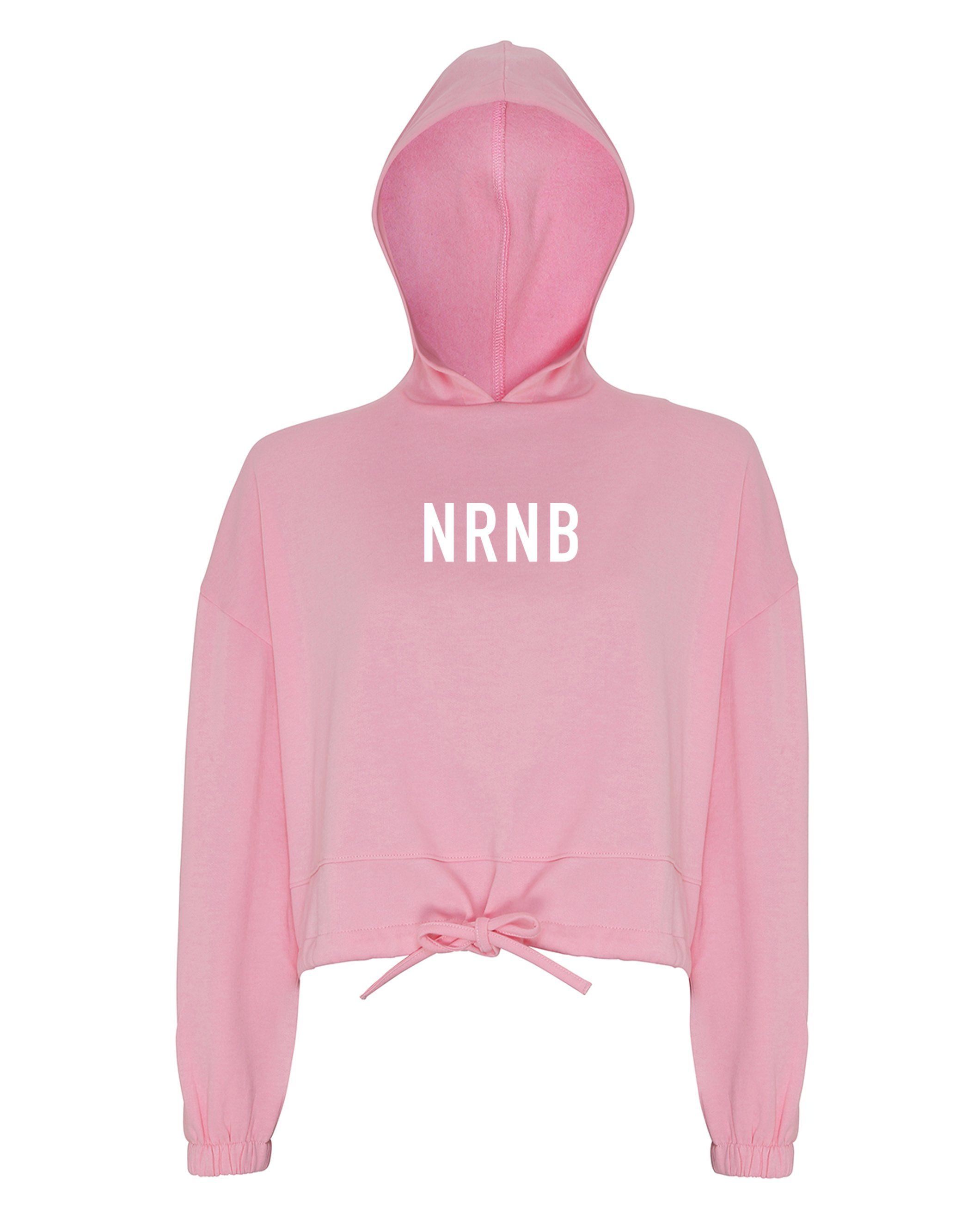 Cropped Oversize Hoodie