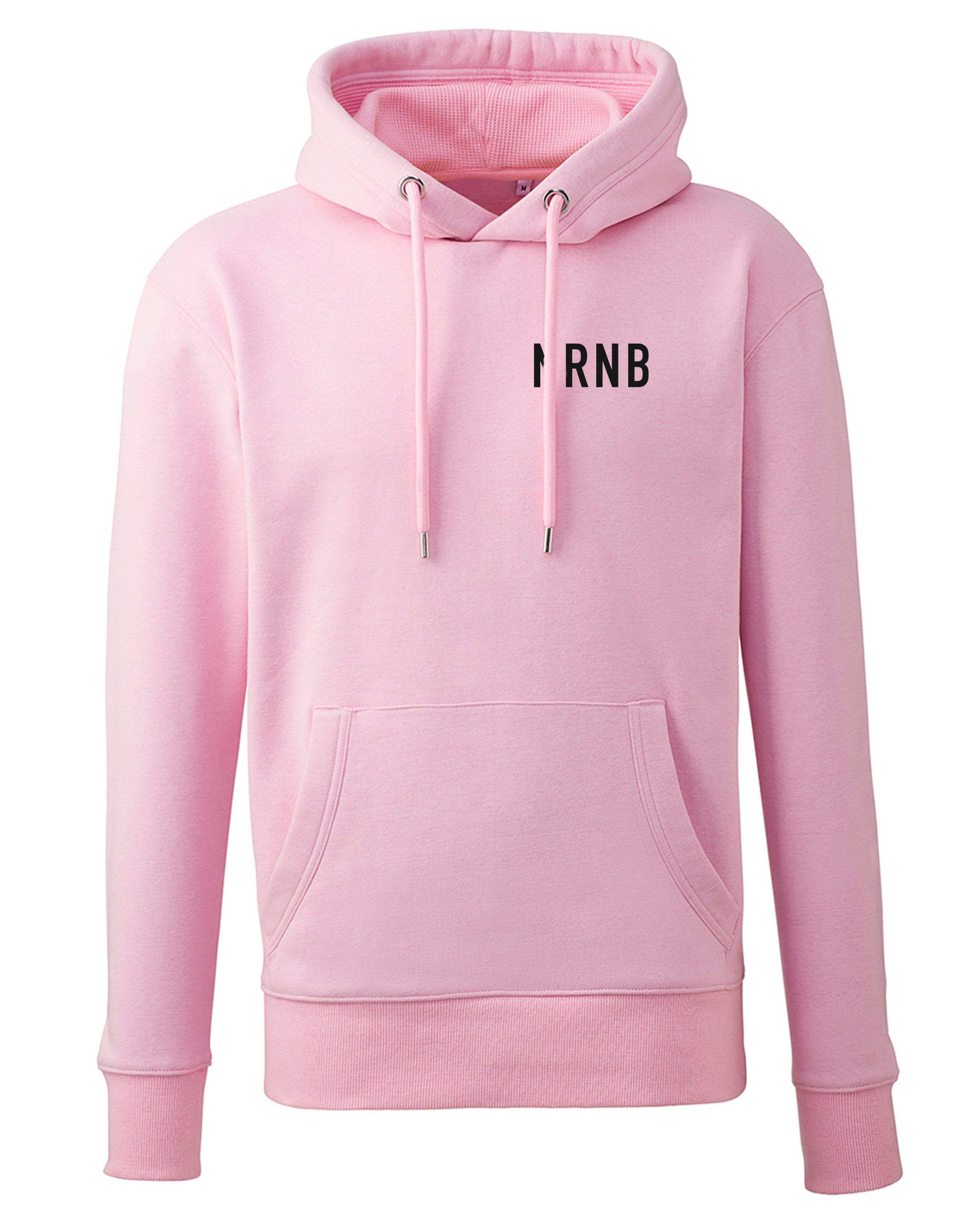 Black Label Hood - Pink