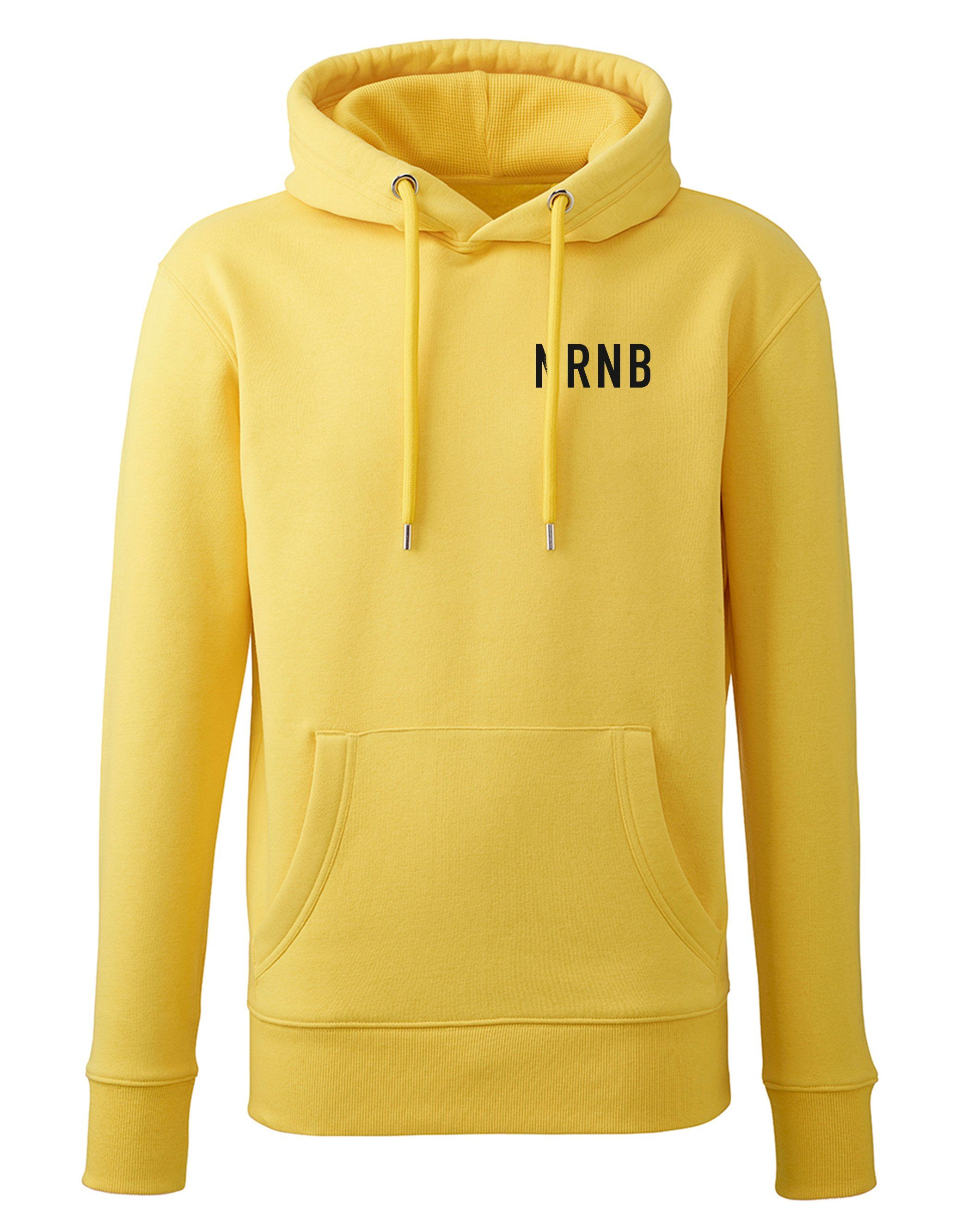 Black Label Hood - Yellow