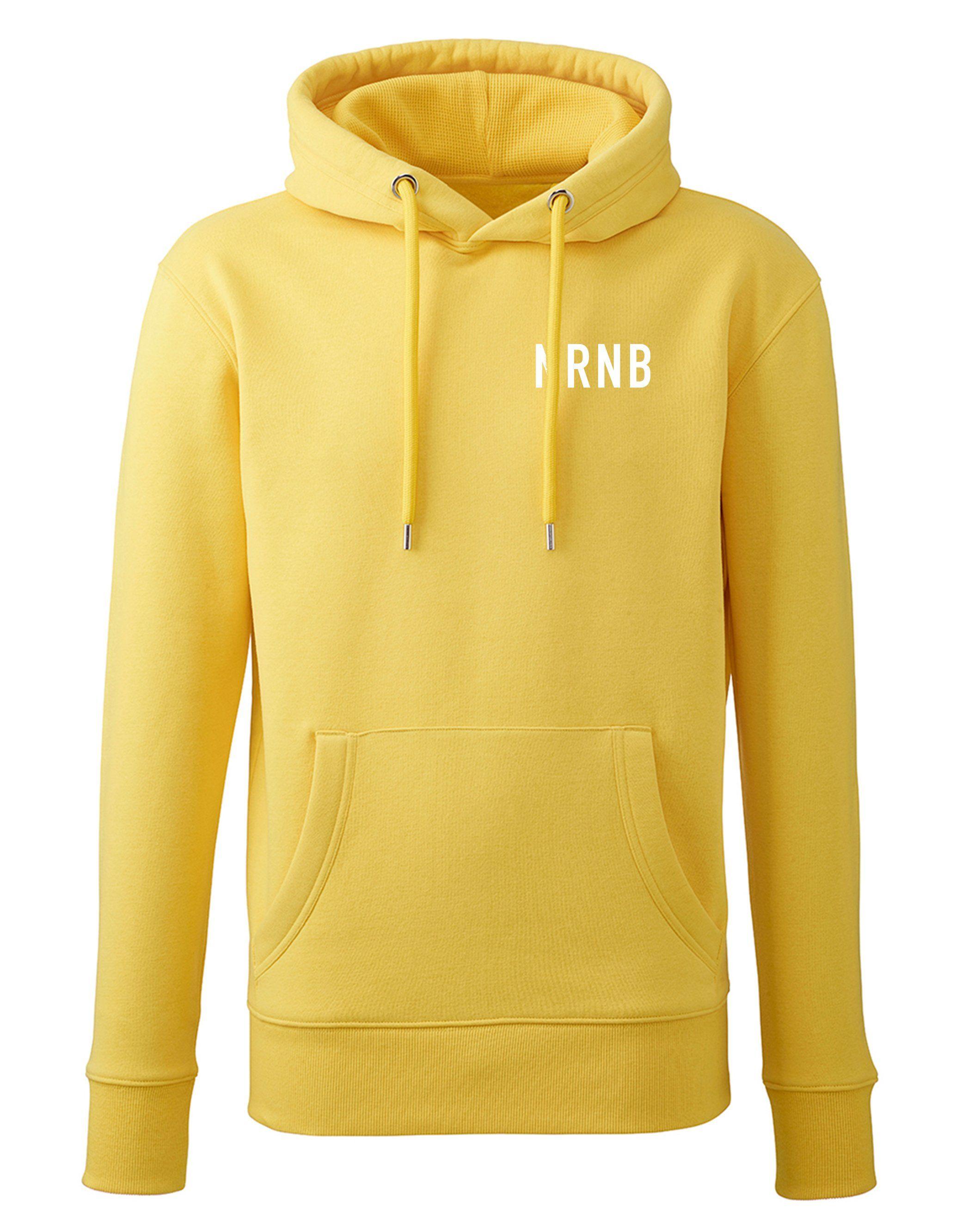 White Label Hood - Yellow