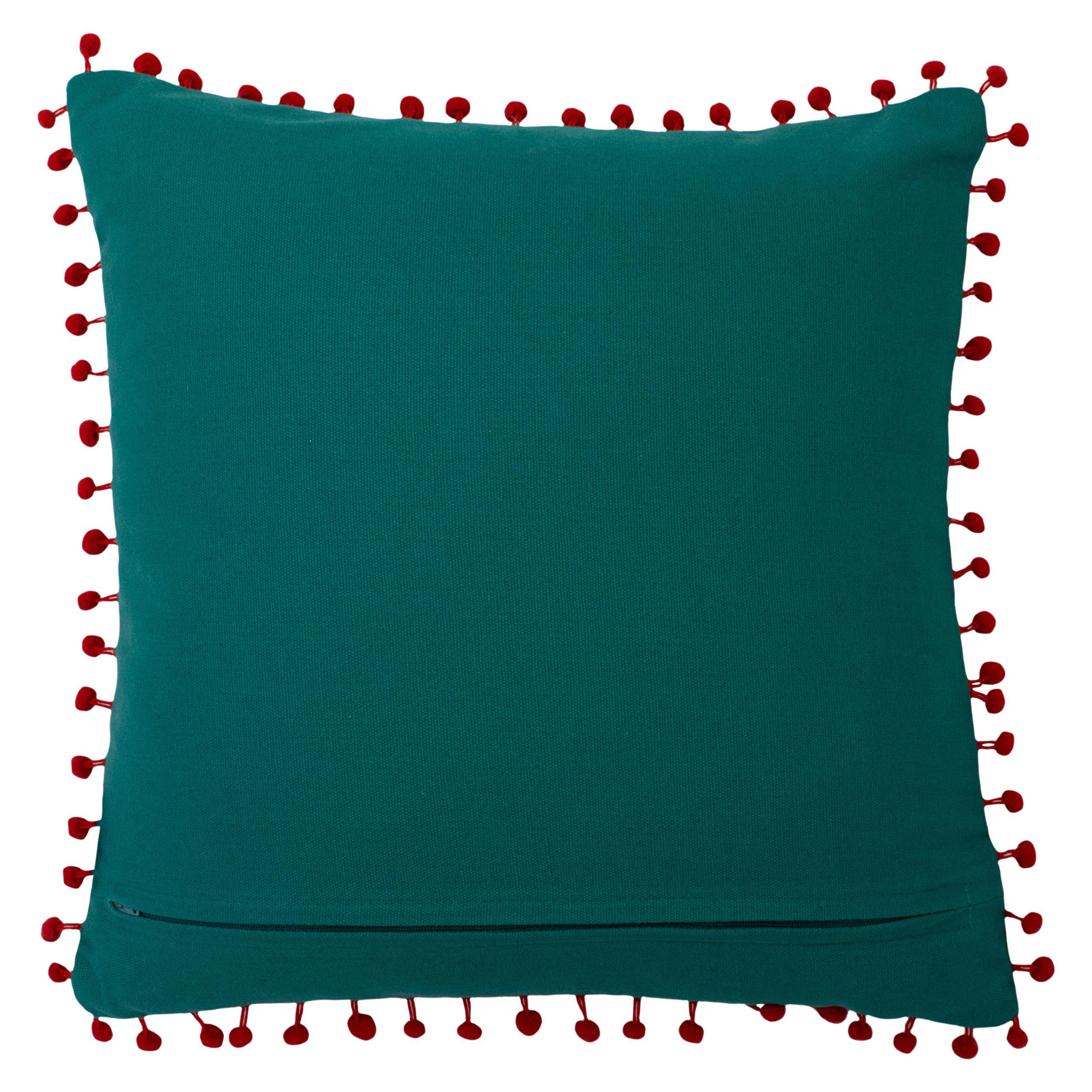 Nutcracker Polyester Filled Cushion