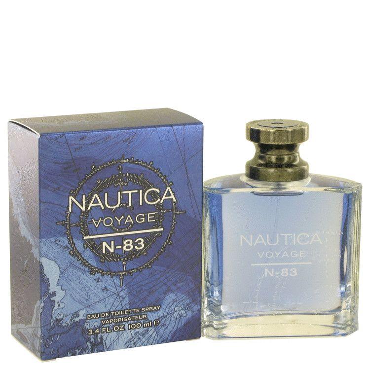 Nautica Voyage N-83 Eau De Toilette Spray By Nautica 100 ml