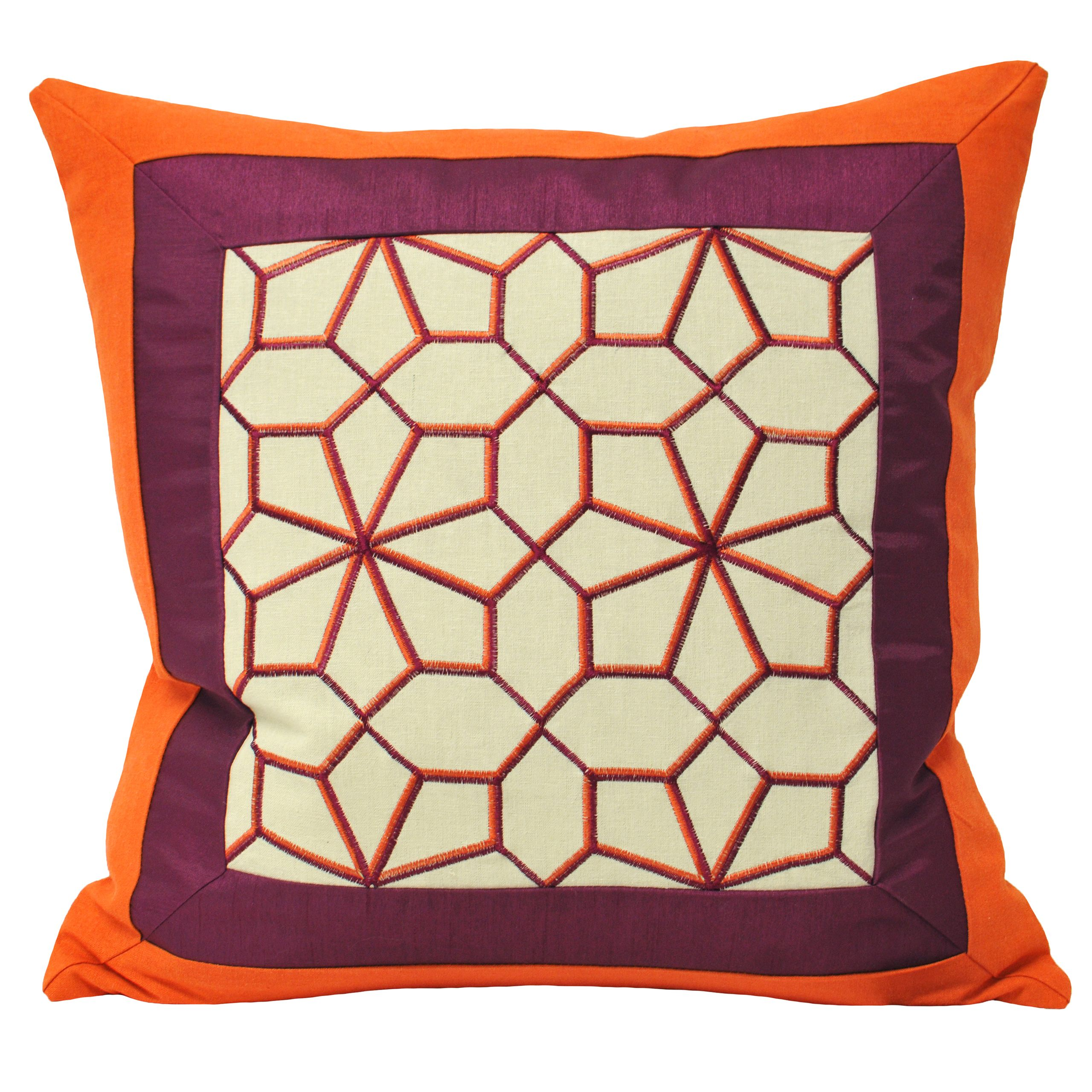 Oblix X Polyester Filled Cushion