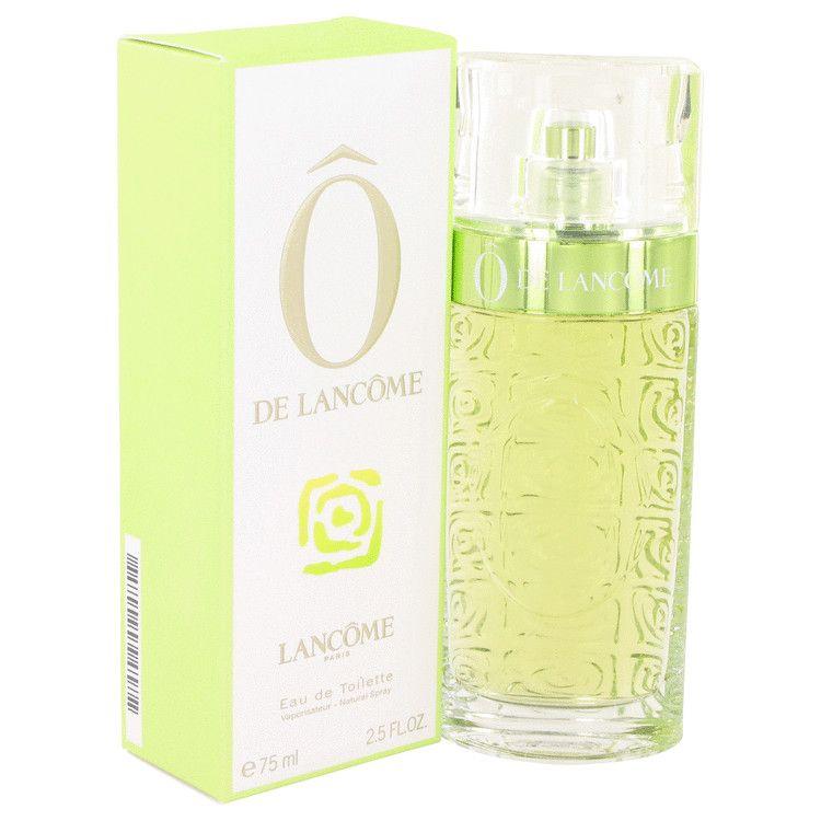 O De Lancome Eau De Toilette Spray By Lancome 75 ml