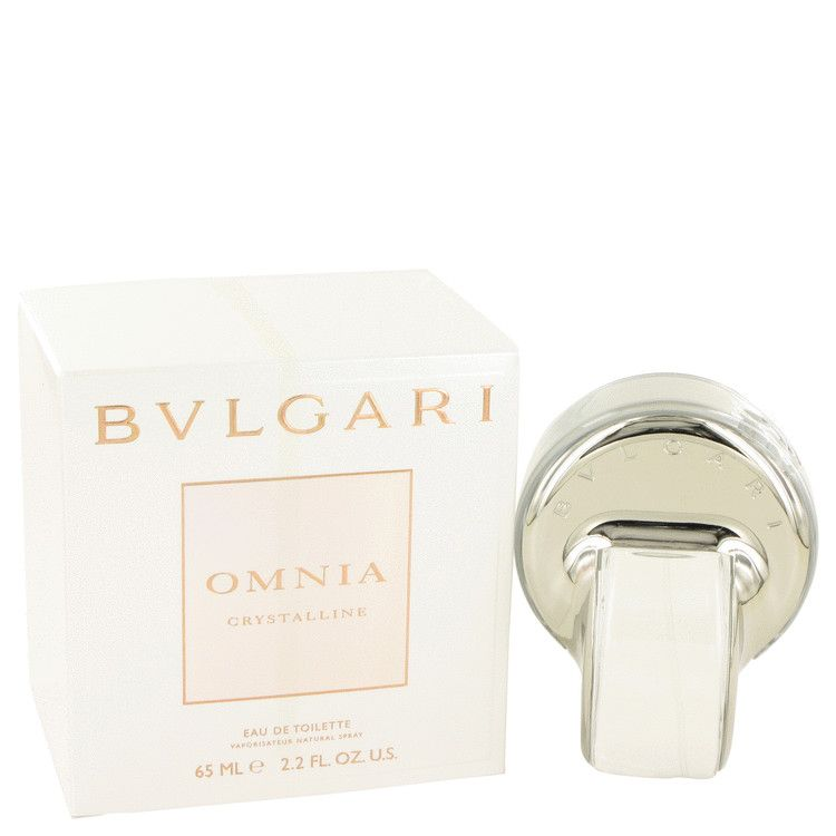 Omnia Crystalline Eau De Toilette Spray By Bvlgari 65 ml