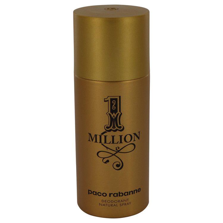 1 Million Deodorant Spray By Paco Rabanne 150 ml