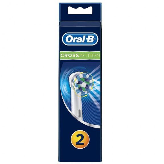 Oral B Power Crossaction Refills  2ct
